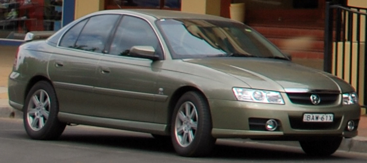 2004 Holden Berlina #5