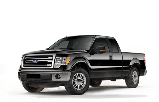 2014 Ford F-150 #1