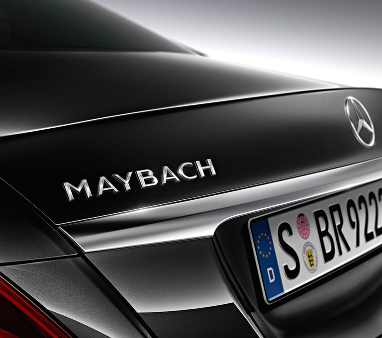 Mercedes-Benz Maybach #12