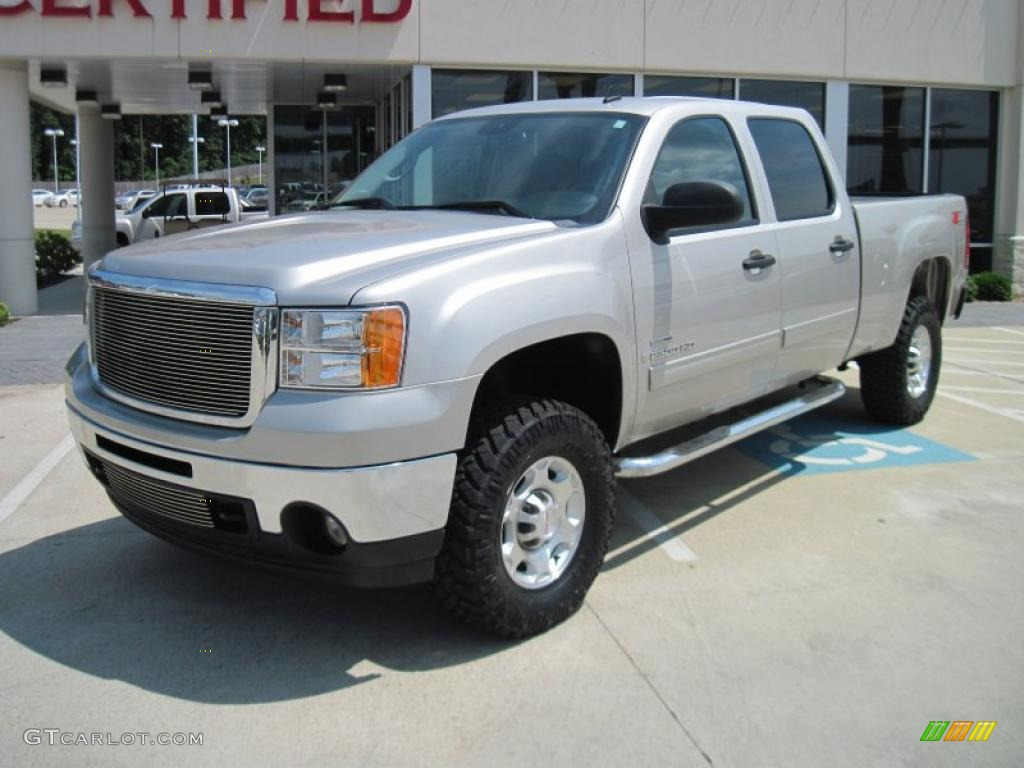 2008 GMC Sierra 2500hd #14