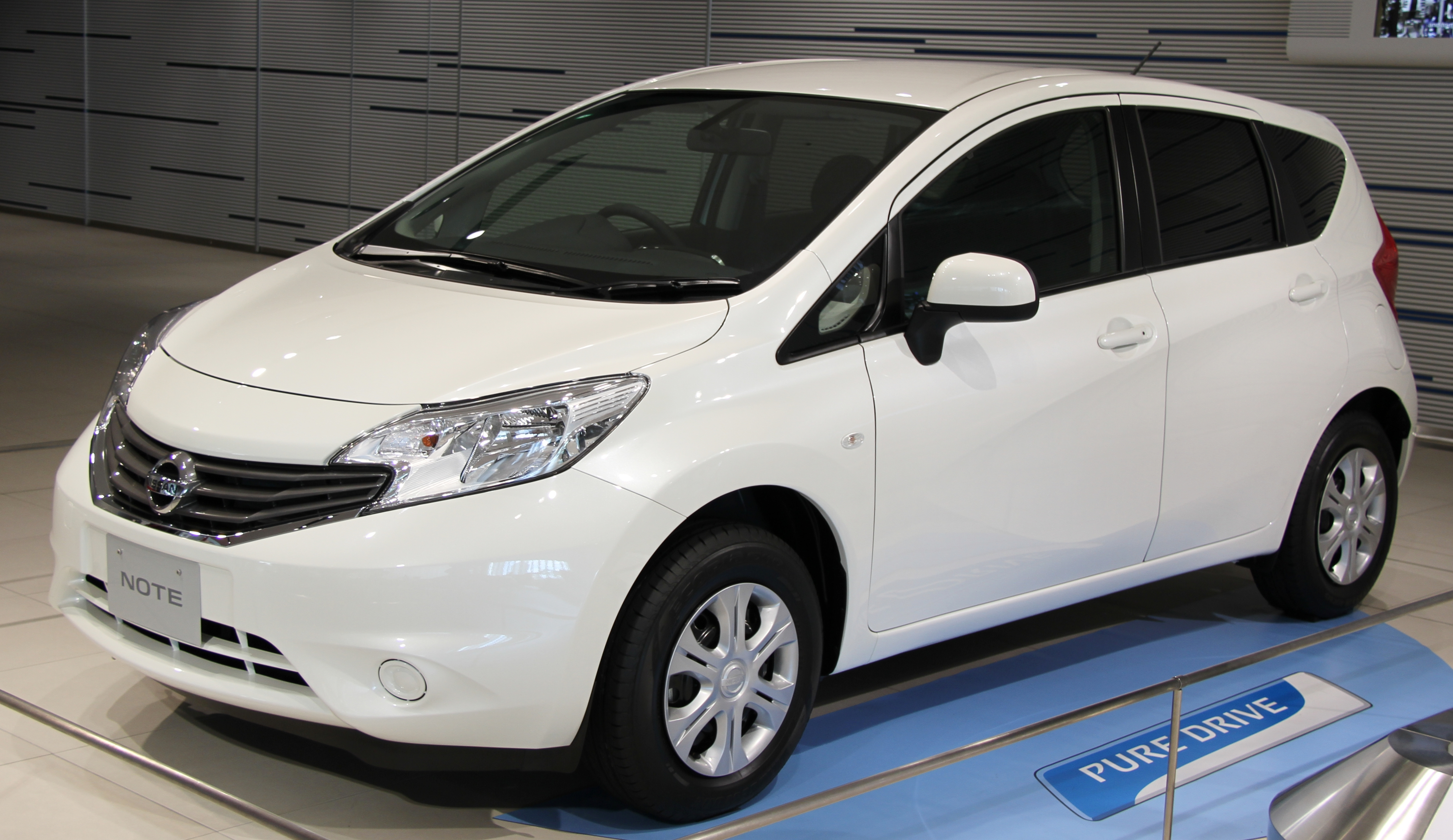 2012 Nissan Note #12