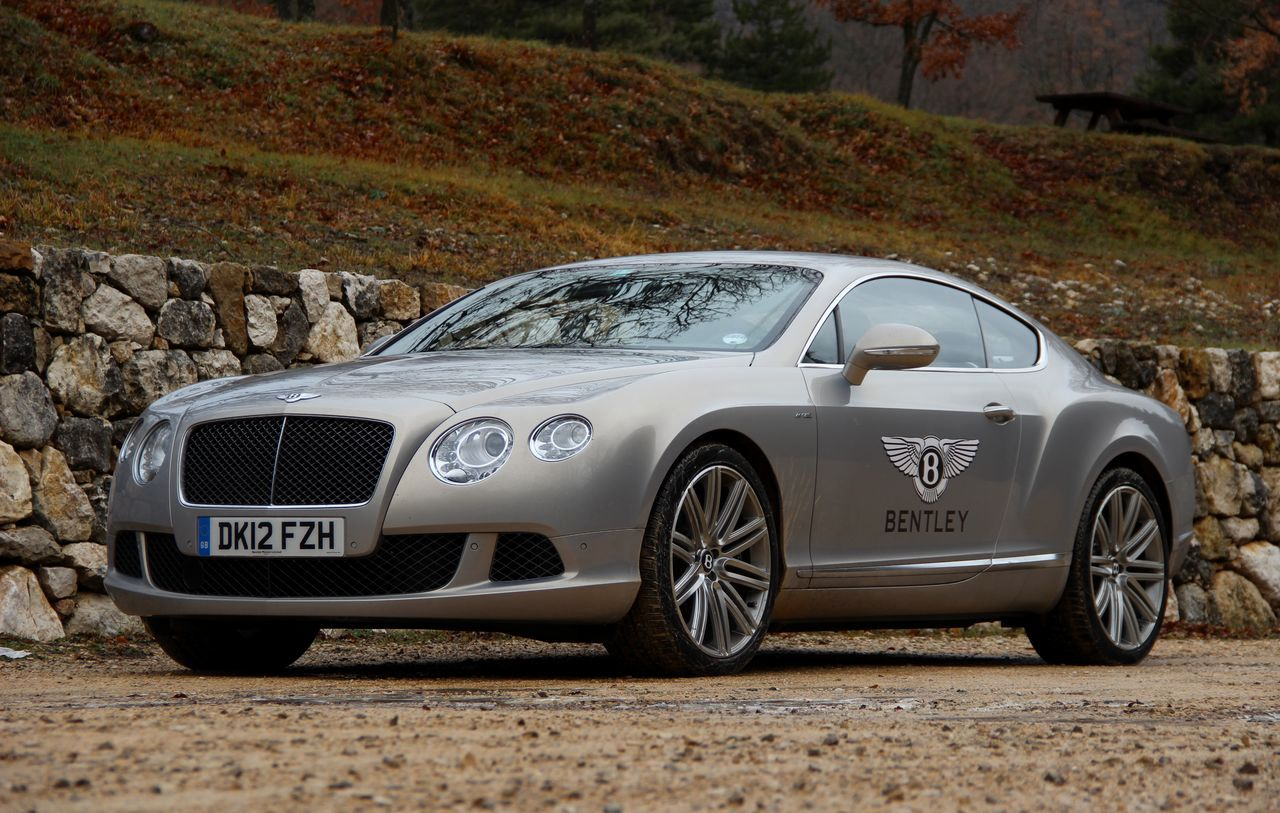 2013 Bentley Continental Gt Speed #15