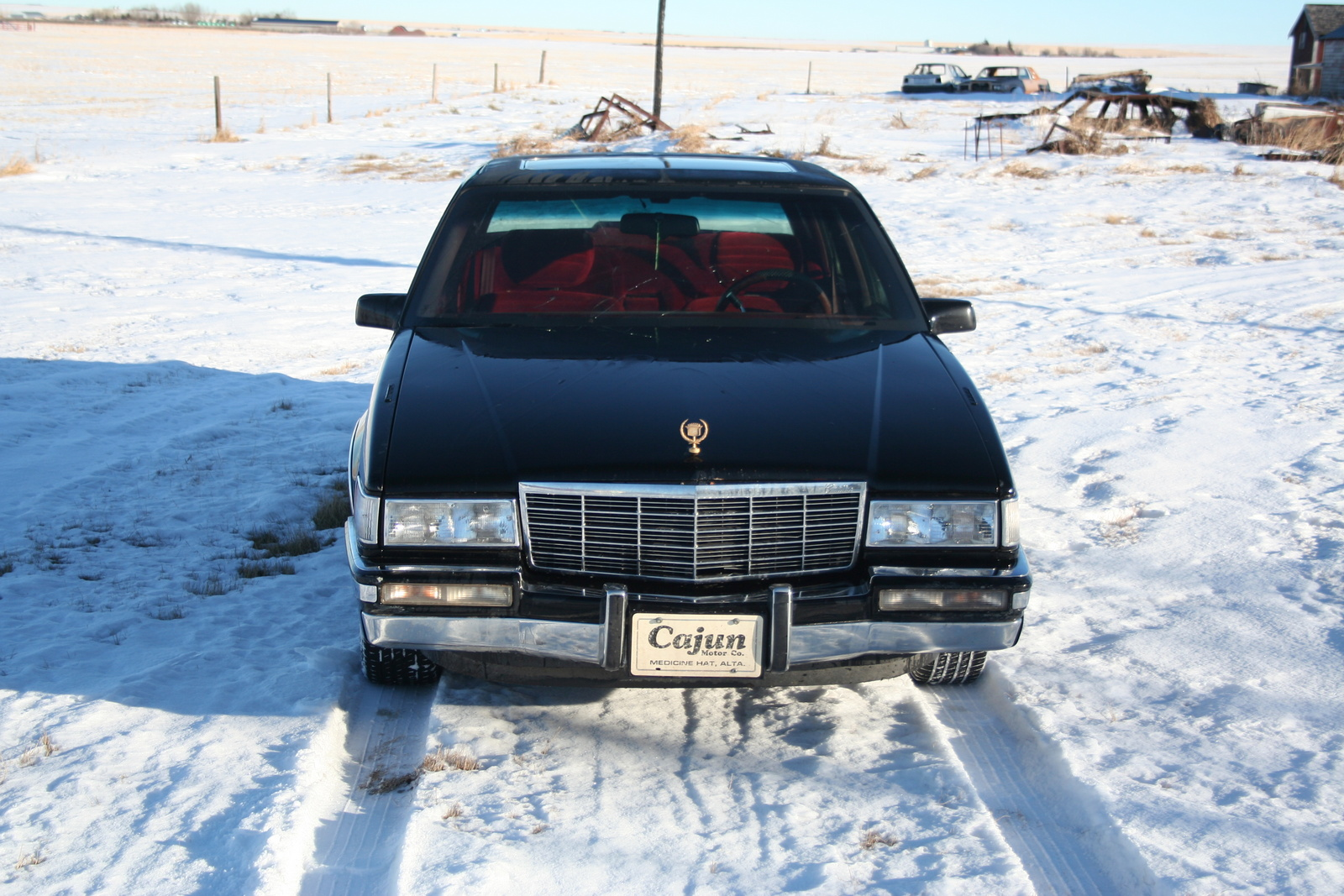 1993 Cadillac Sixty Special #8