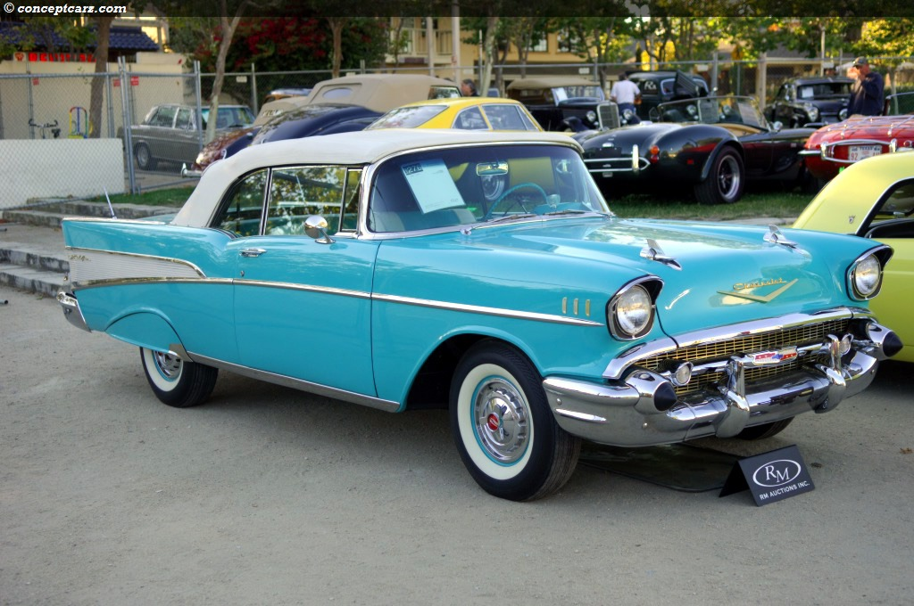 Chevrolet Bel Air #12