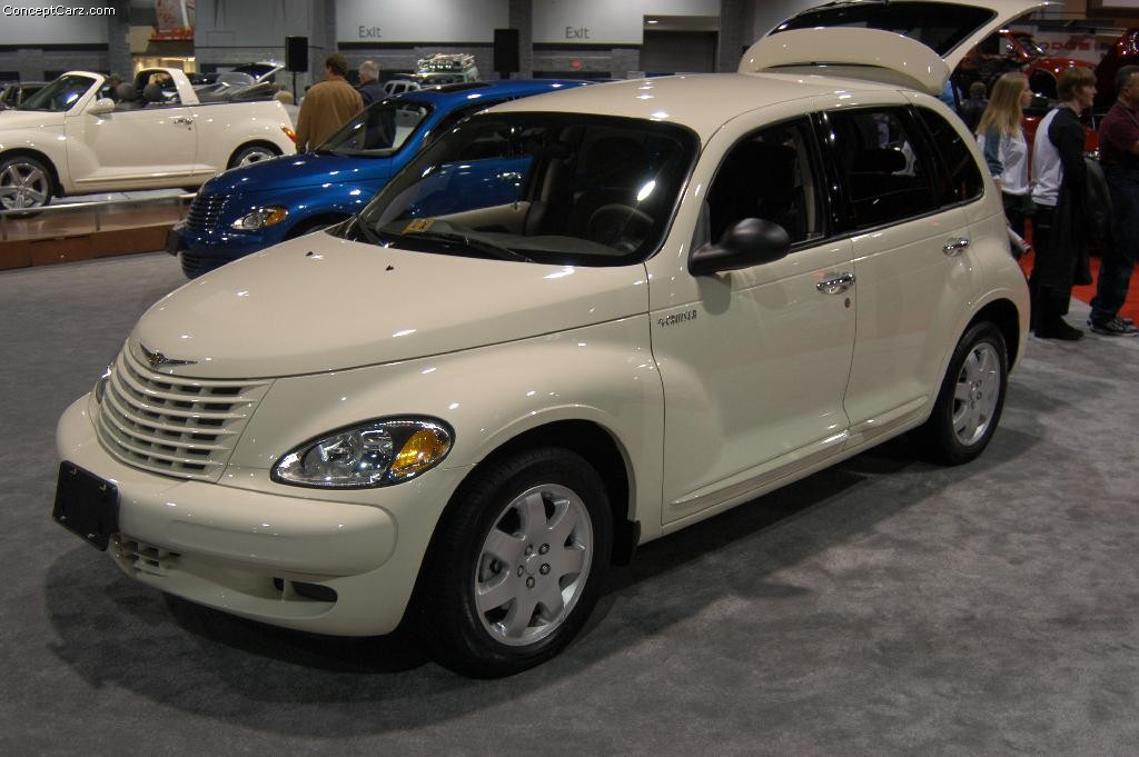 2004 Chrysler Pt Cruiser #6
