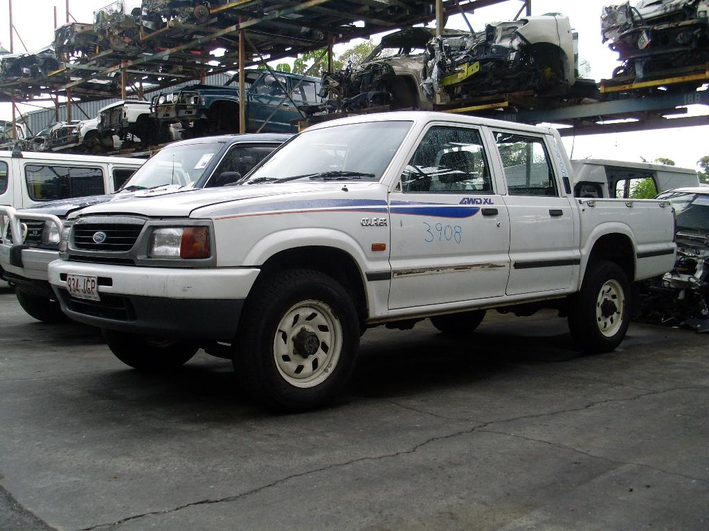 1998 Ford Courier #1
