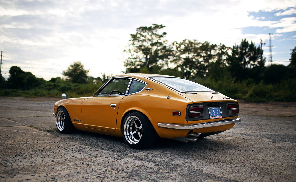 datsun 240z photos informations articles. Black Bedroom Furniture Sets. Home Design Ideas
