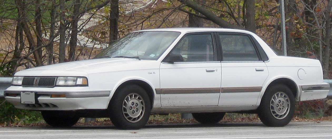 1992 Oldsmobile Cutlass Ciera #10