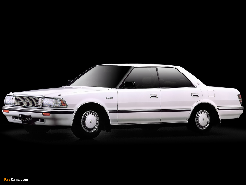 1987 Toyota Crown #14