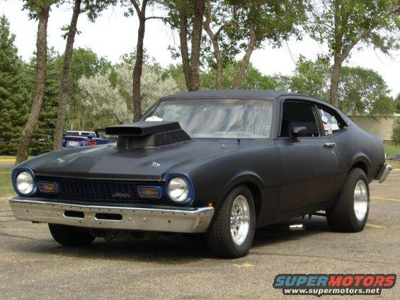 1974 Ford Maverick #8