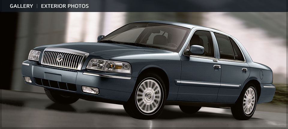 2008 Mercury Grand Marquis #2