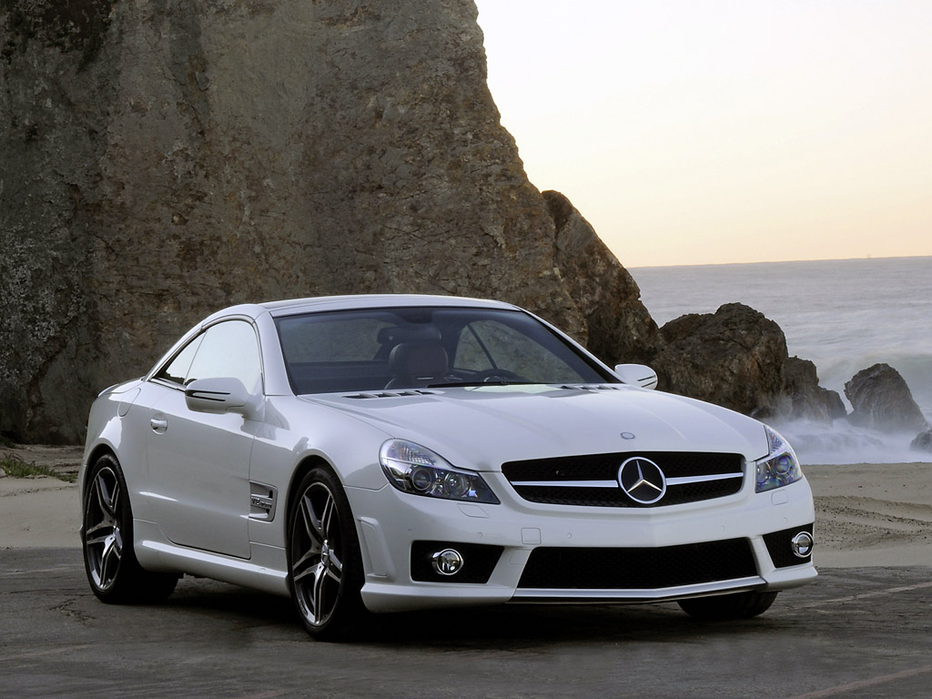 Mercedes-Benz SL #2