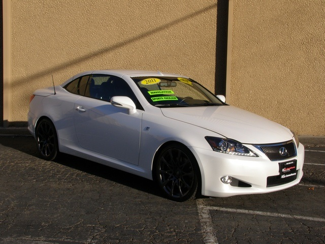 2011 Lexus Is 350 C #11