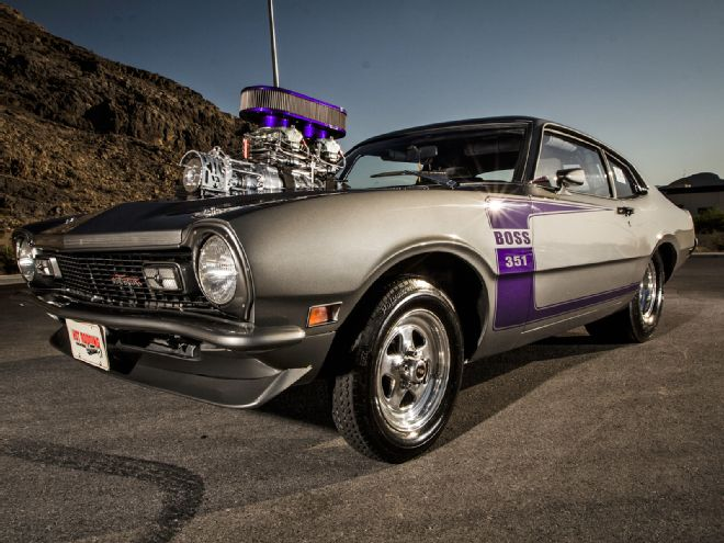 1974 Ford Maverick #6