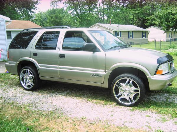 1999 GMC Jimmy #7