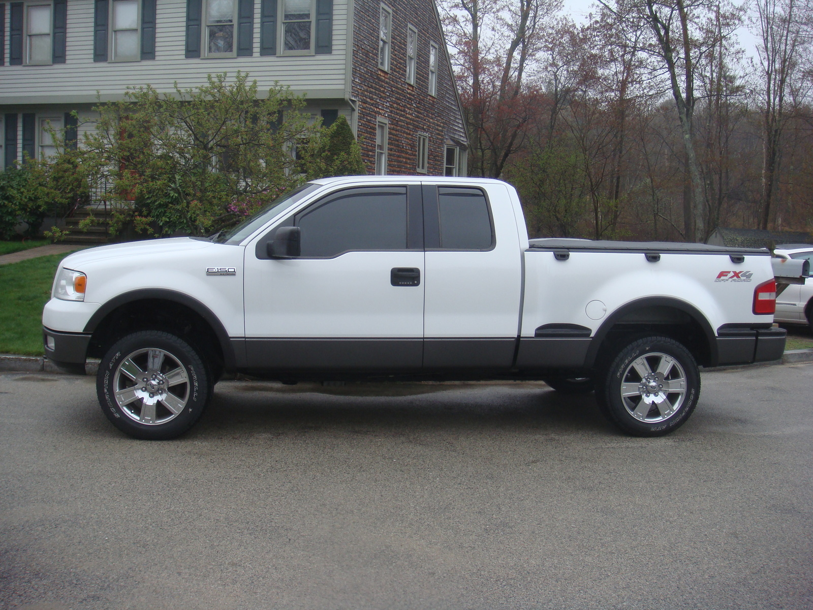 2005 Ford F-150 #5