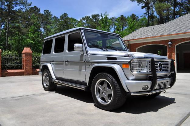 2007 mercedes benz g class photos informations articles for 2007 mercedes benz suv