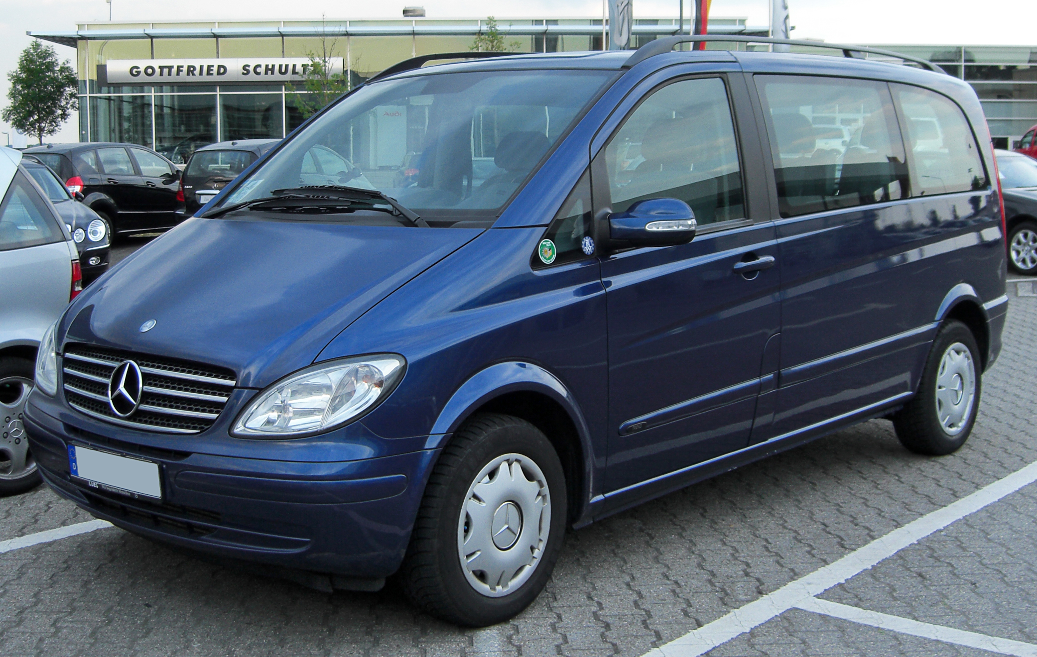 2003 Mercedes-Benz Viano #4