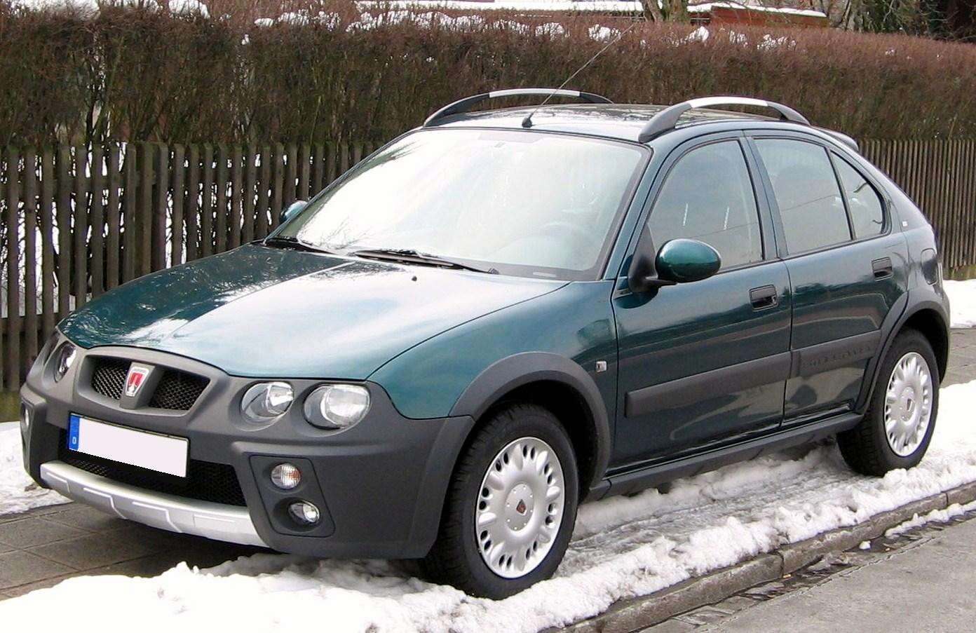 2006 Rover Streetwise #10