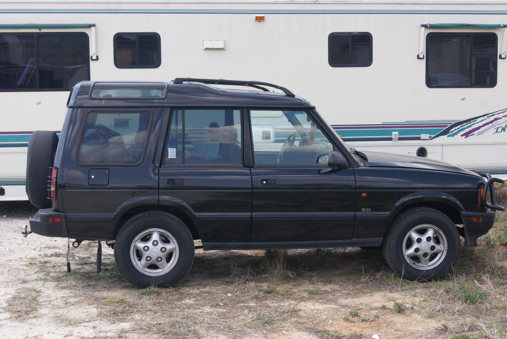 1997 Land Rover Discovery #8
