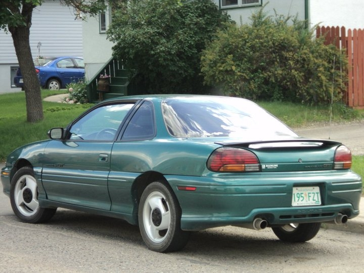 1997 Pontiac Grand Am #8