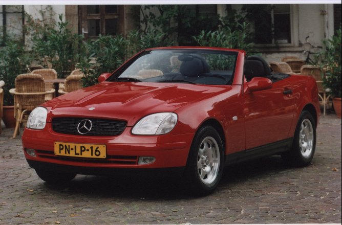 1997 Mercedes-Benz SL #11