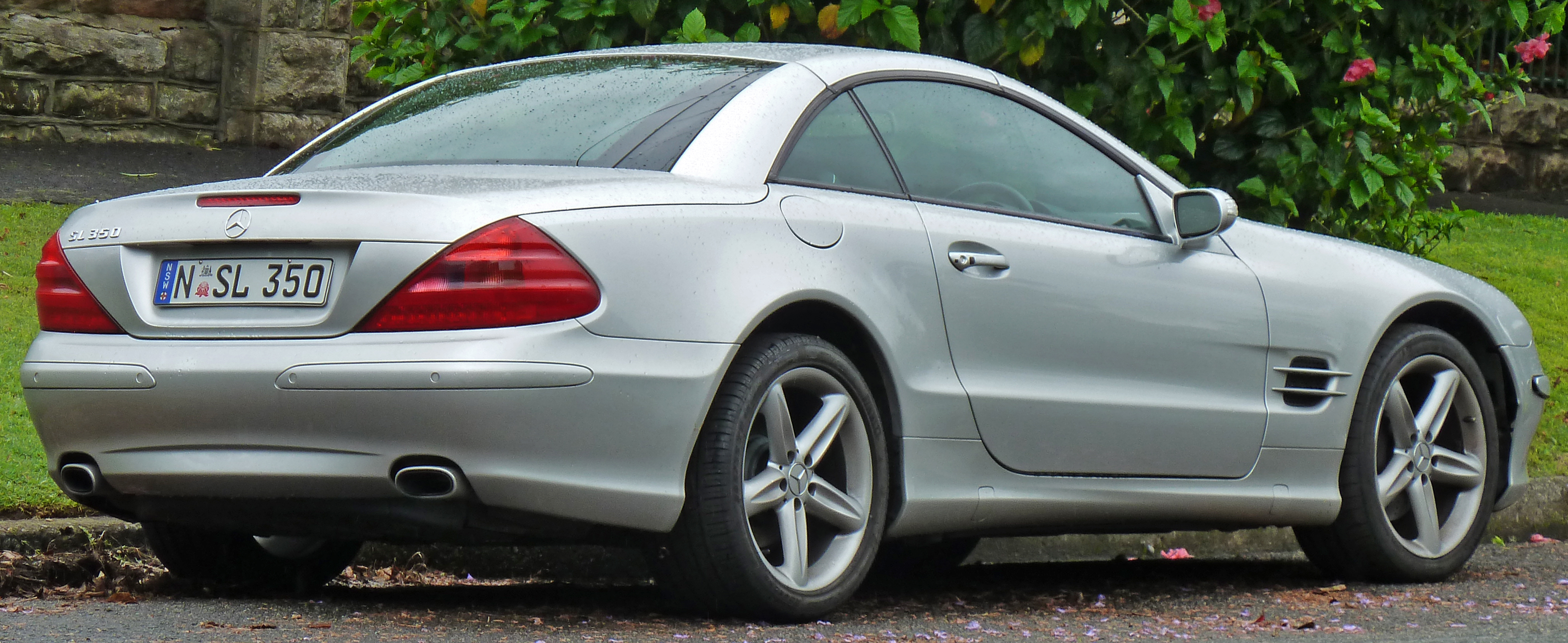 2003 Mercedes Benz SL #6