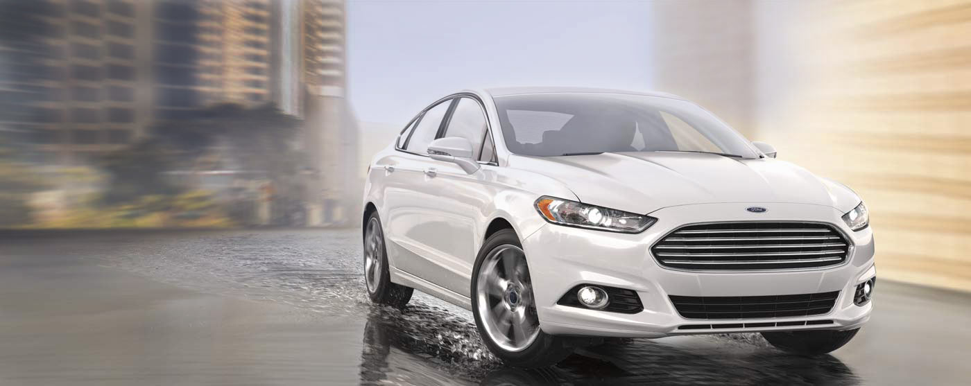 2015 Ford Fusion #12