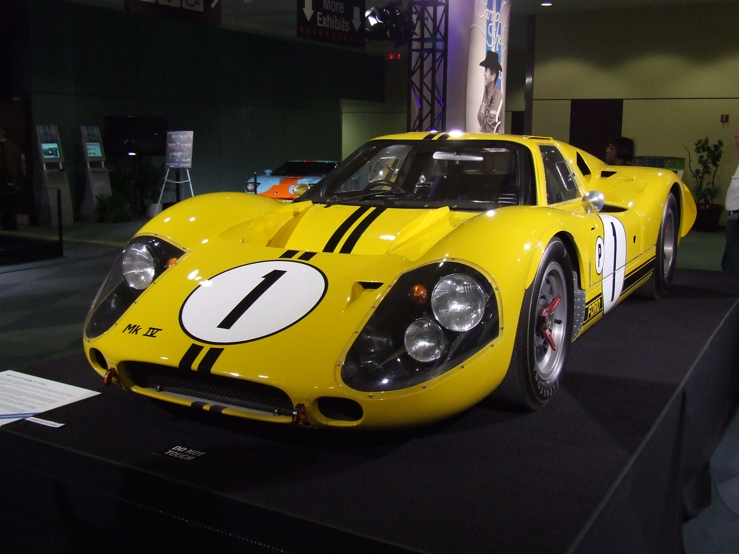 1967 Ford GT 40 #13
