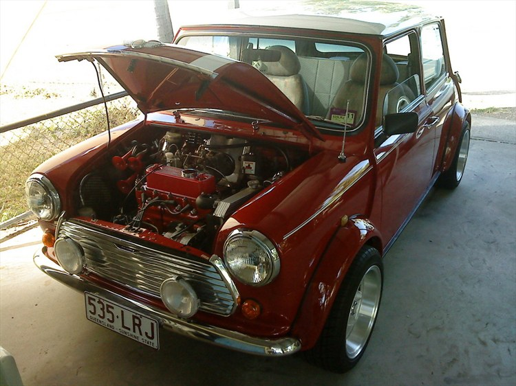 1977 Mini Clubman Photos Informations Articles