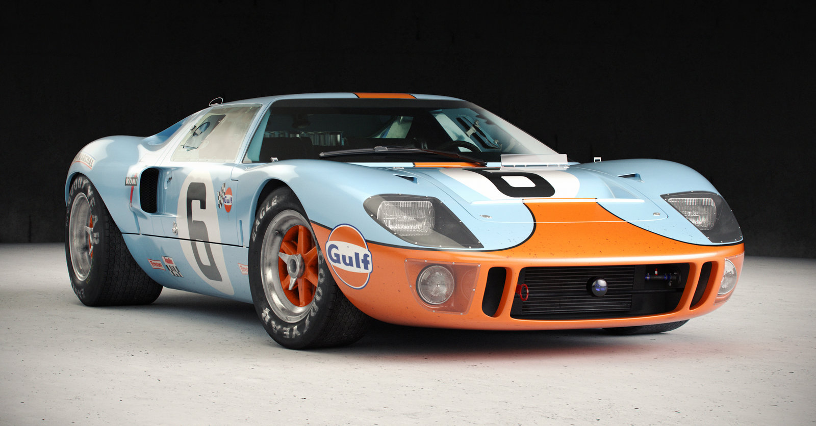 1968 Ford GT 40 #5