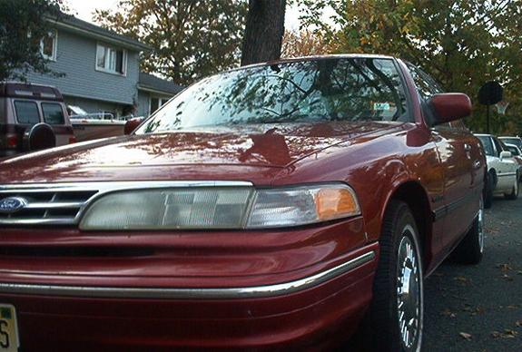 1995 Ford Crown Victoria #15