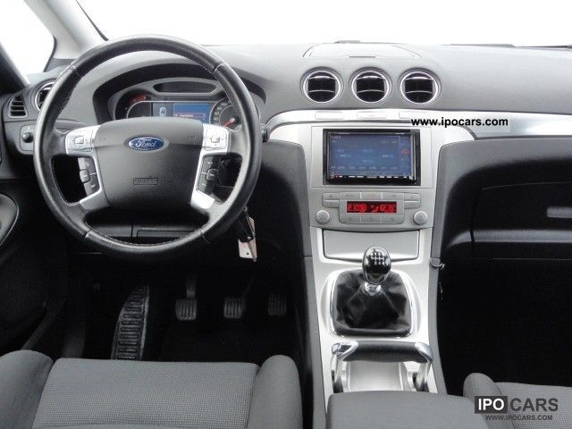 2008 Ford S-Max #12