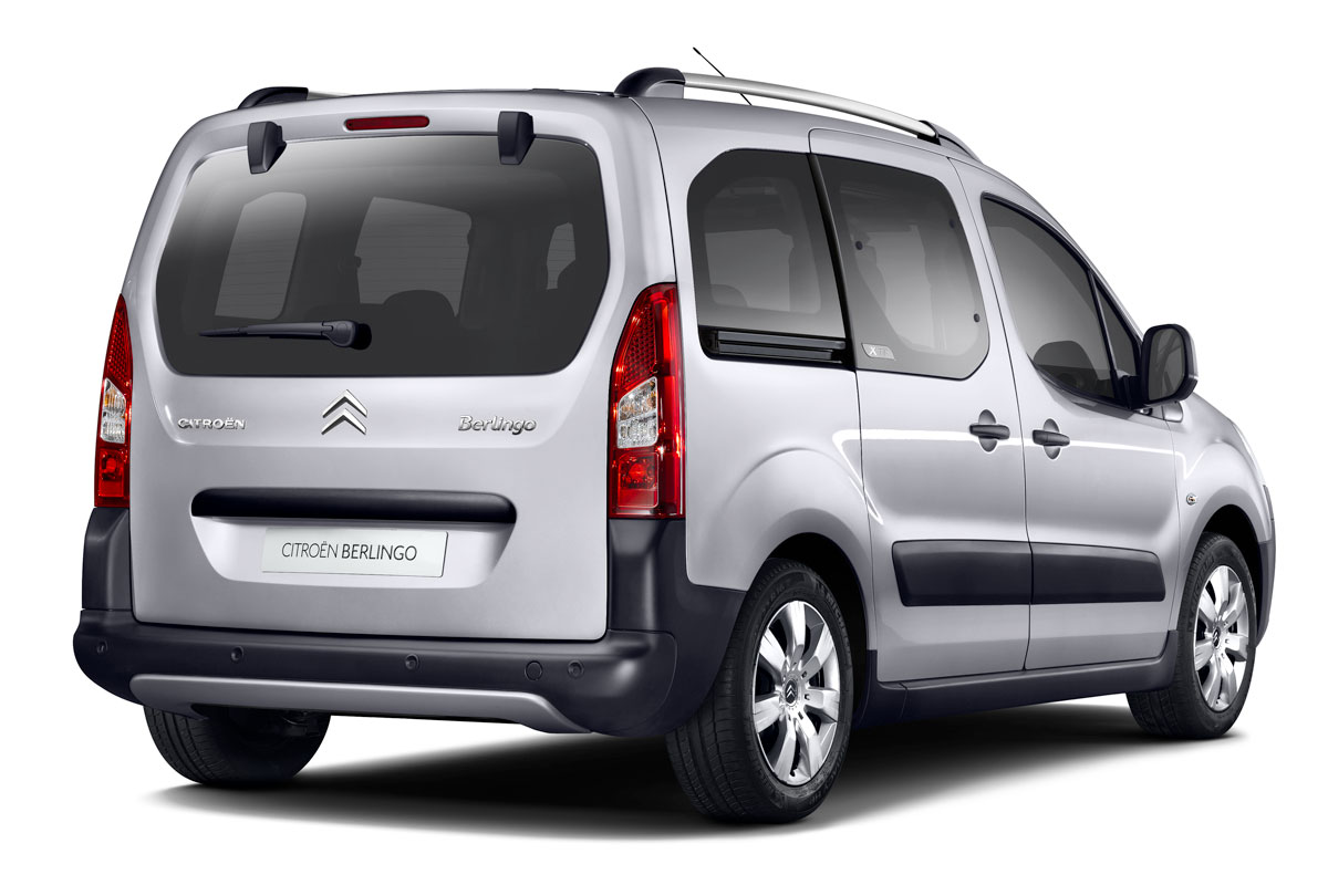 2012 Citroen Berlingo #18