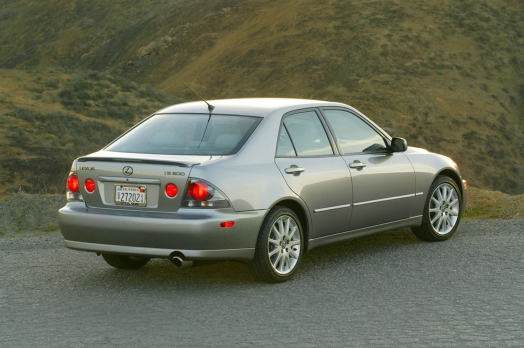2003 Lexus Is 300 #1