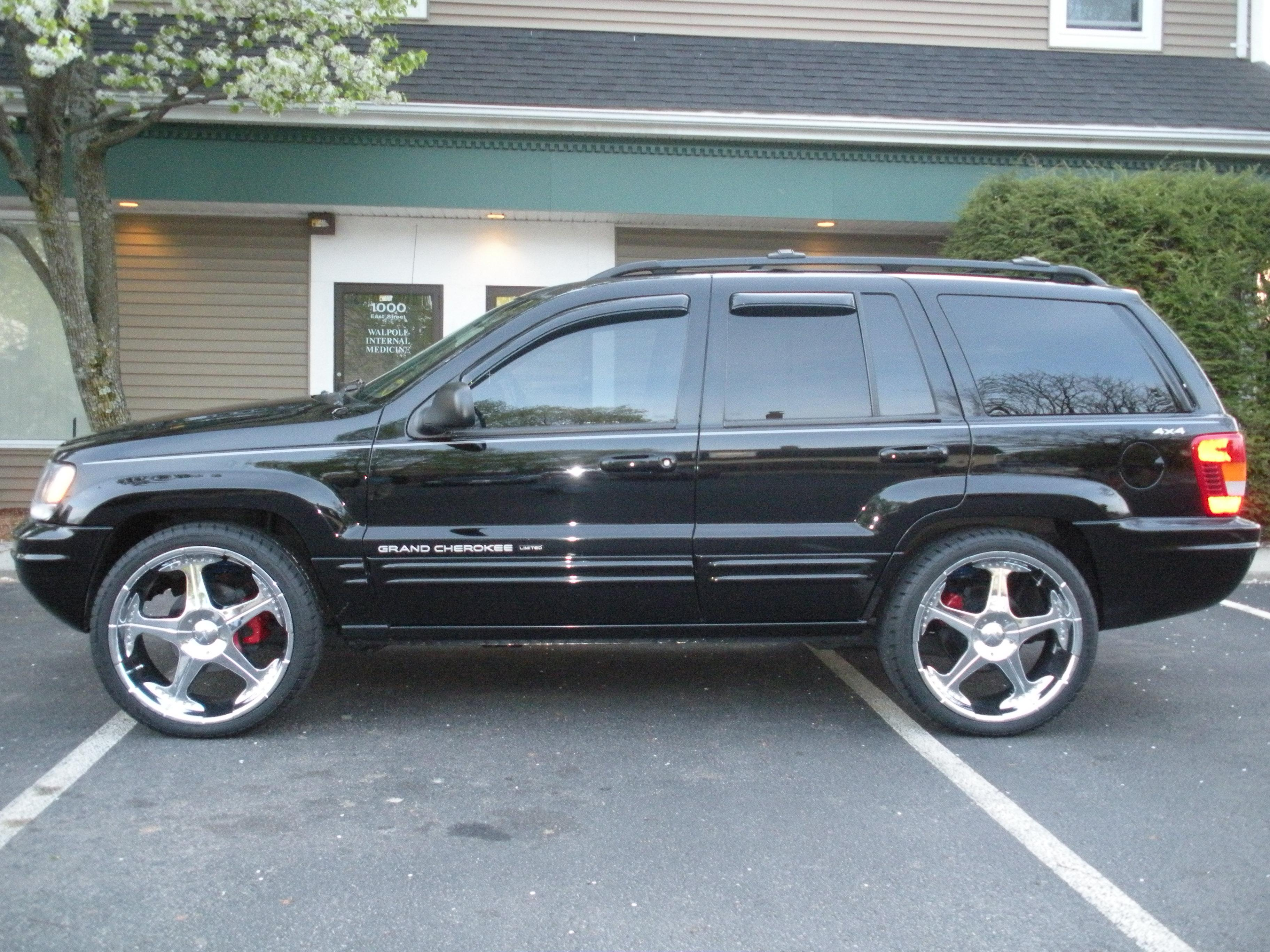 2000 jeep grand cherokee photos informations articles for Interieur jeep grand cherokee 2000