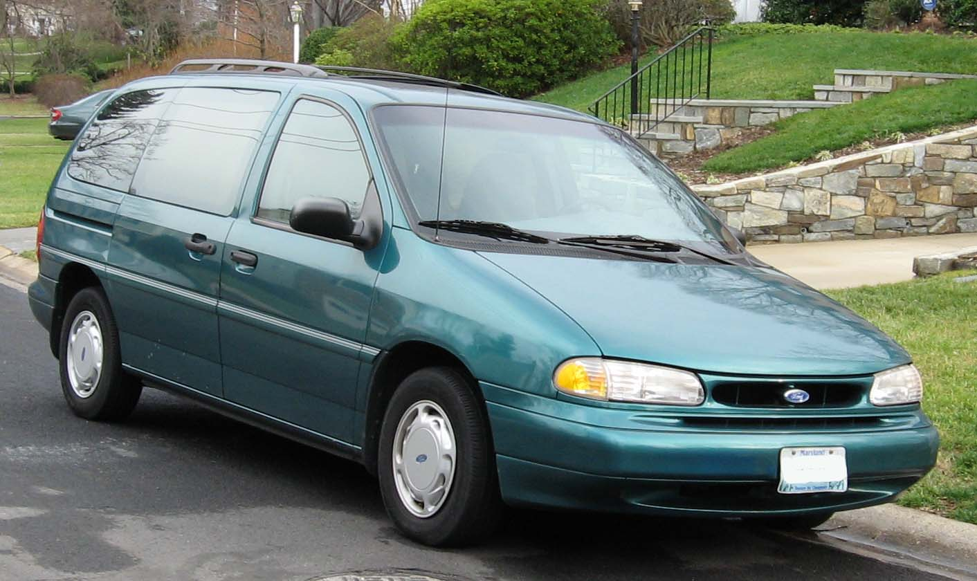 1995 Ford Windstar #4