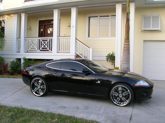 2007 Jaguar Xk-series #11