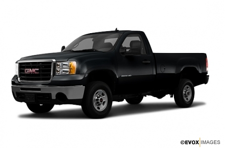 2010 GMC Sierra 2500hd #6