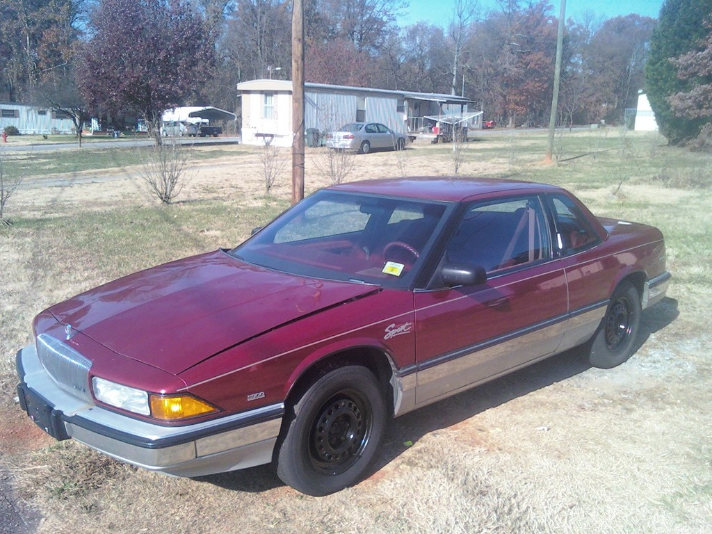 1990 Buick Regal #9