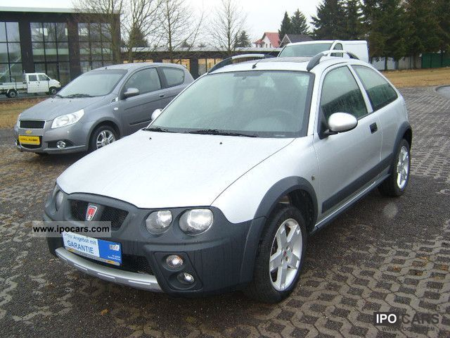 2005 Rover Streetwise #3