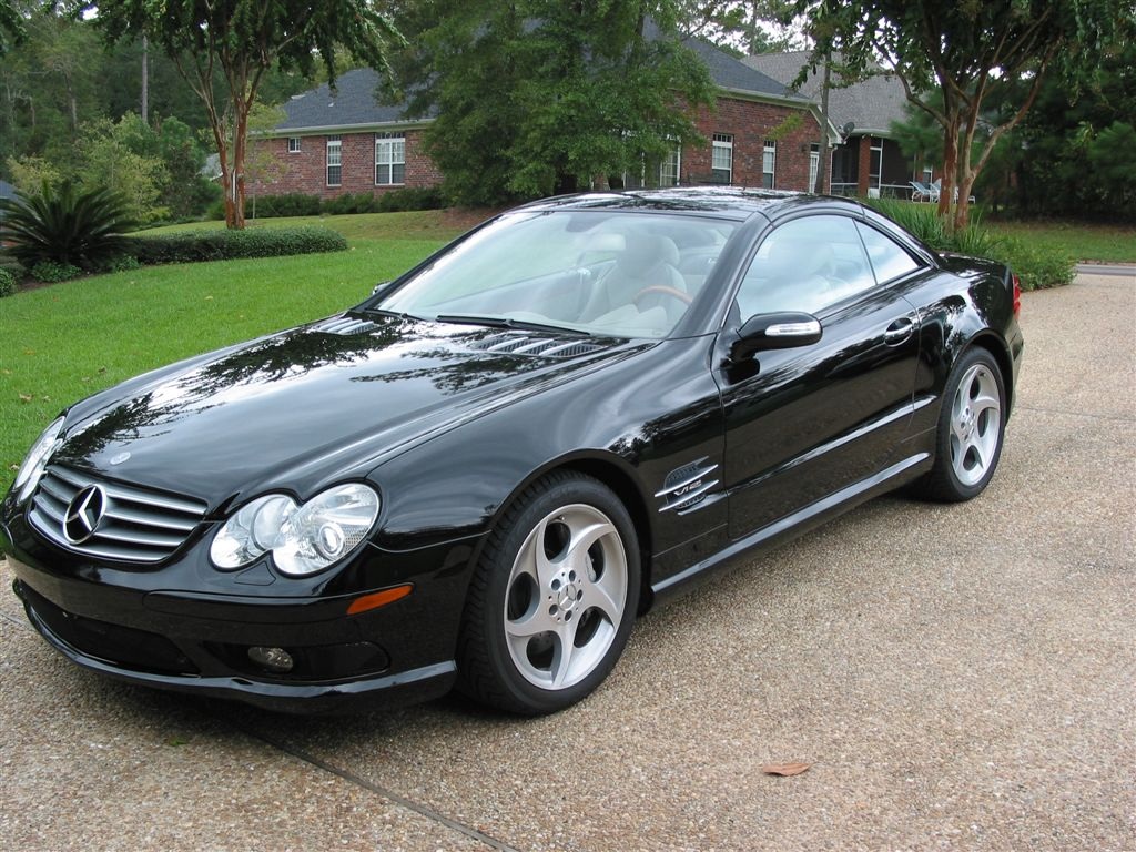 2005 Mercedes-Benz SL #3