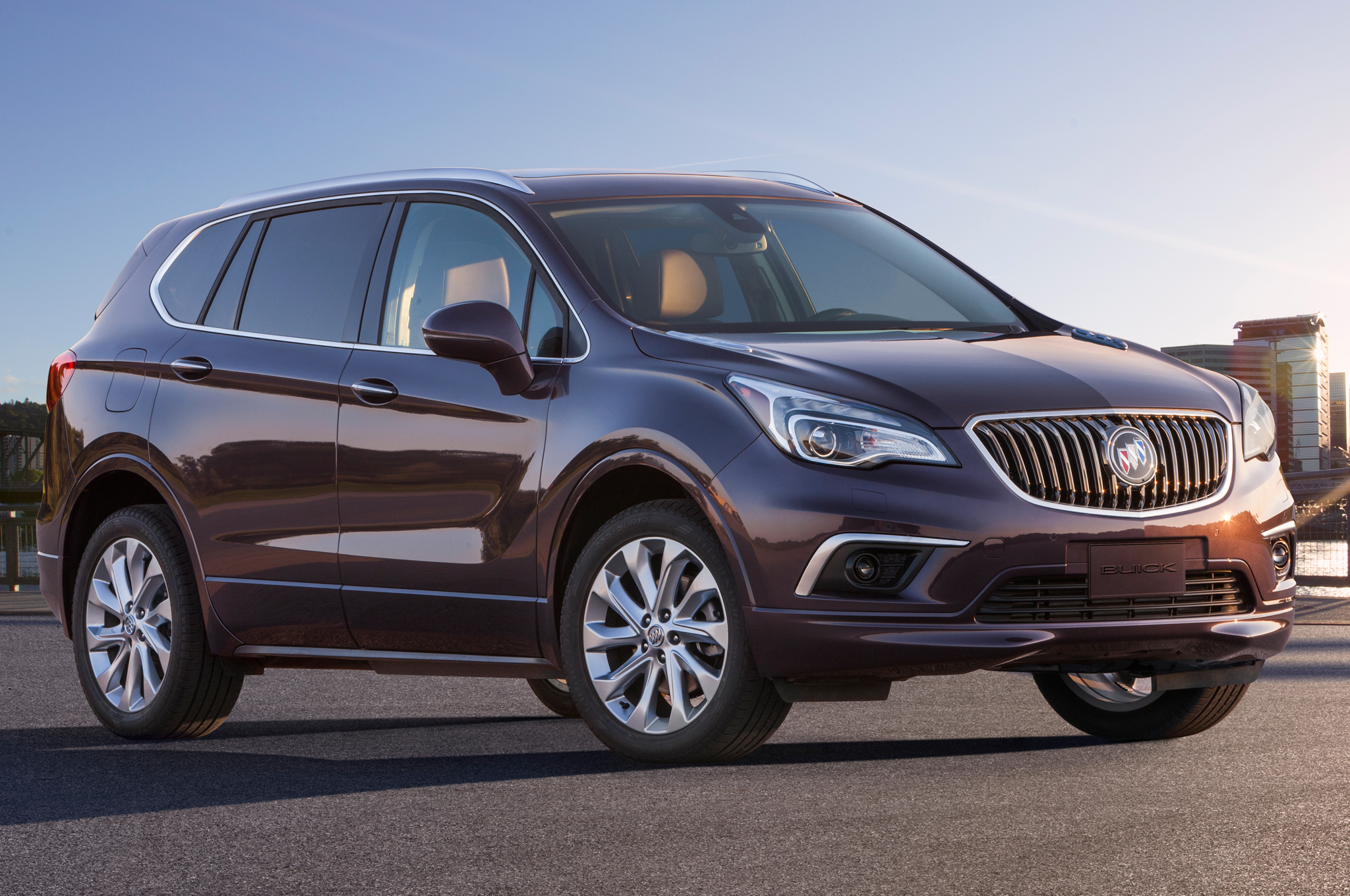 Buick Envision #5