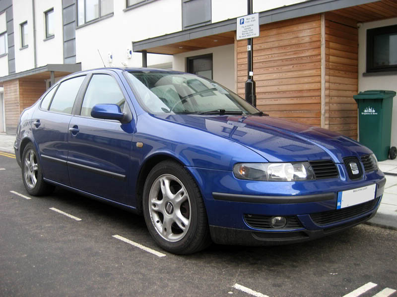 2002 seat toledo photos informations articles. Black Bedroom Furniture Sets. Home Design Ideas