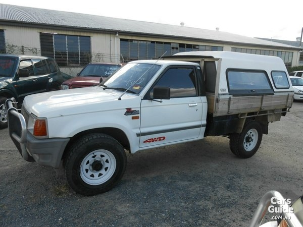 1993 Ford Courier #7