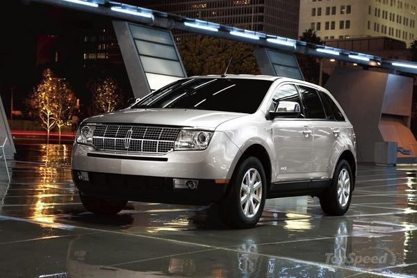 2009 Lincoln Mkx #9