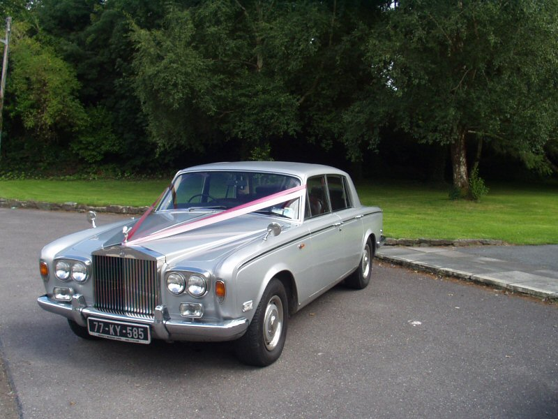 1977 Rolls Royce Silver Shadow #2