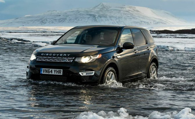2015 Land Rover Discovery Sport #14