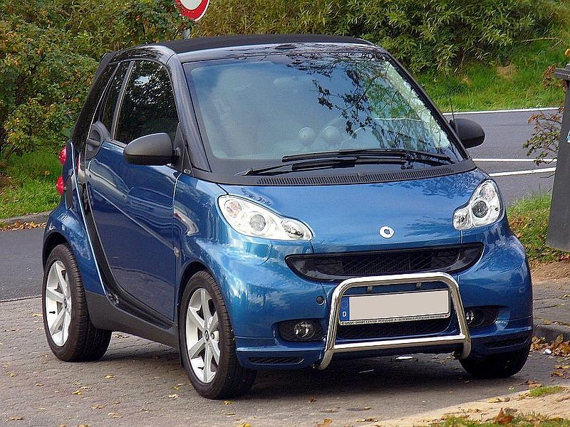 2001 Smart ForFour #13