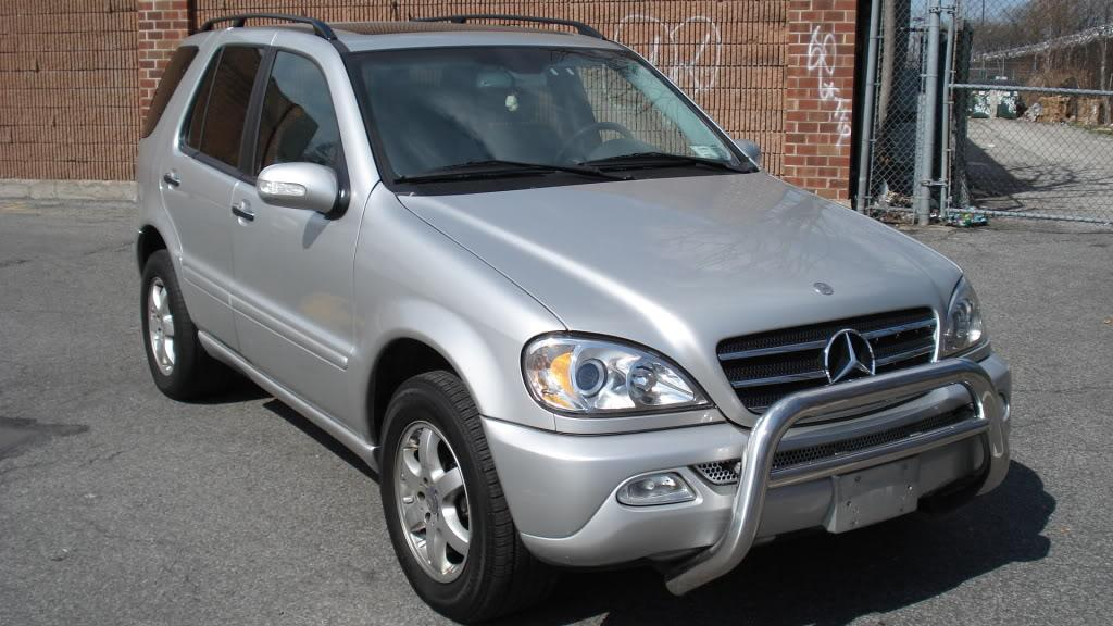 2003 Mercedes-Benz ML #3